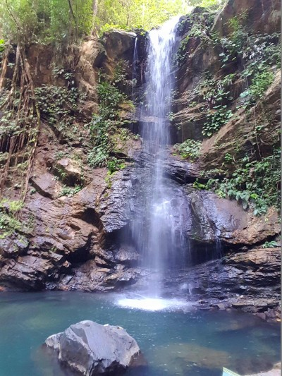 Avocat Waterfall