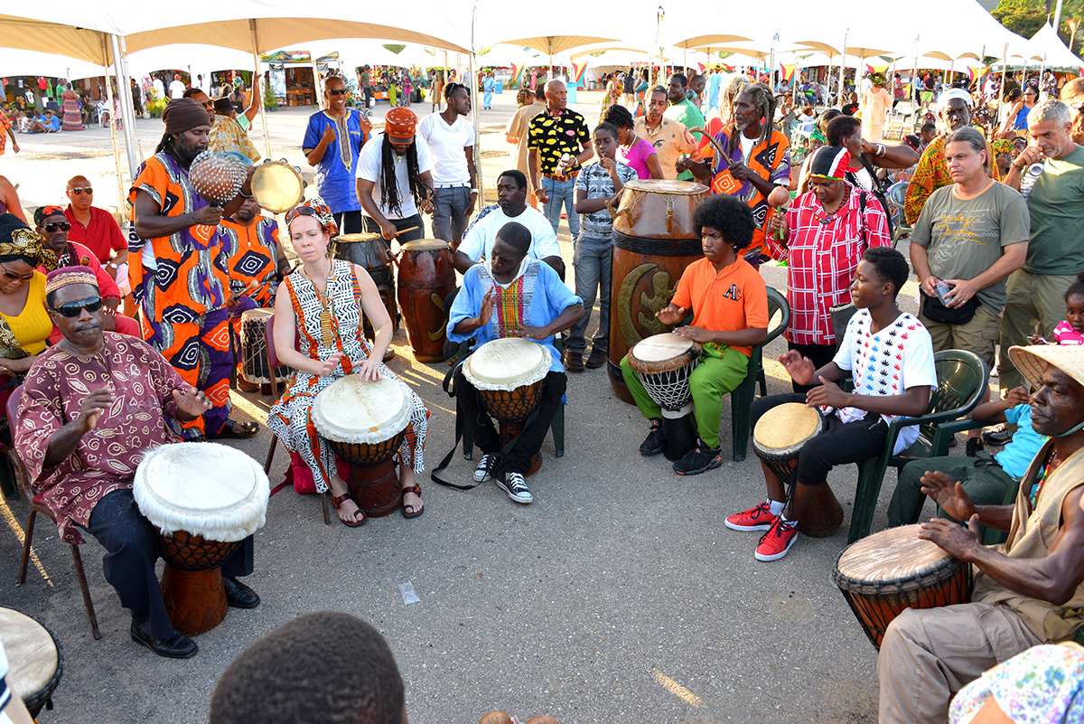 Emancipation Pan African Festival Destination Trinidad And Tobago Tours Holidays Vacations