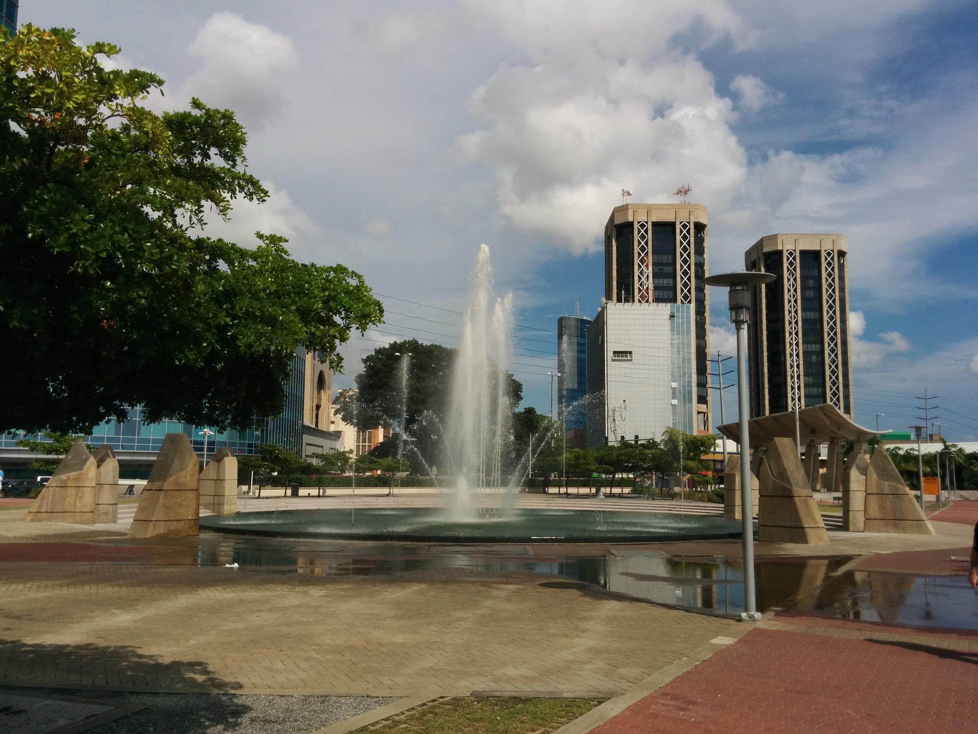 Port Of Spain Waterfront Destination Trinidad And Tobago