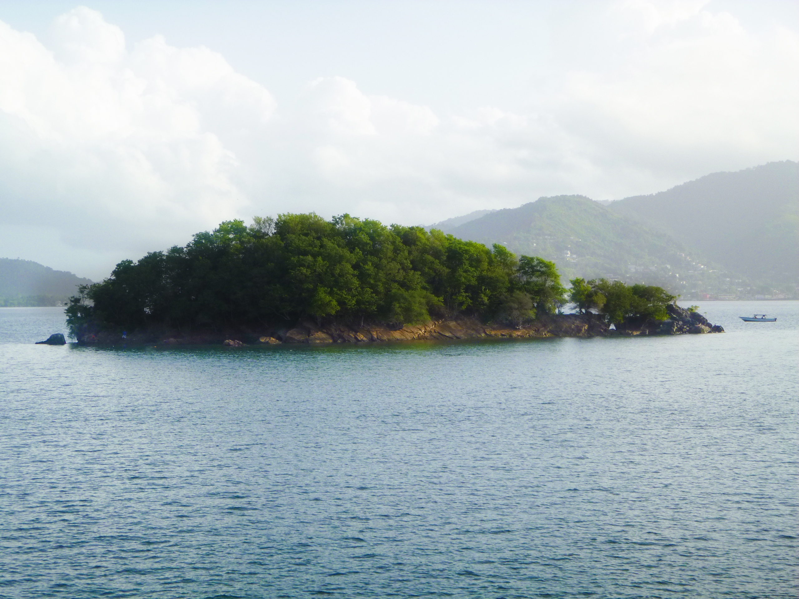 One of the Five Islands, Down the Islands, Trinidad