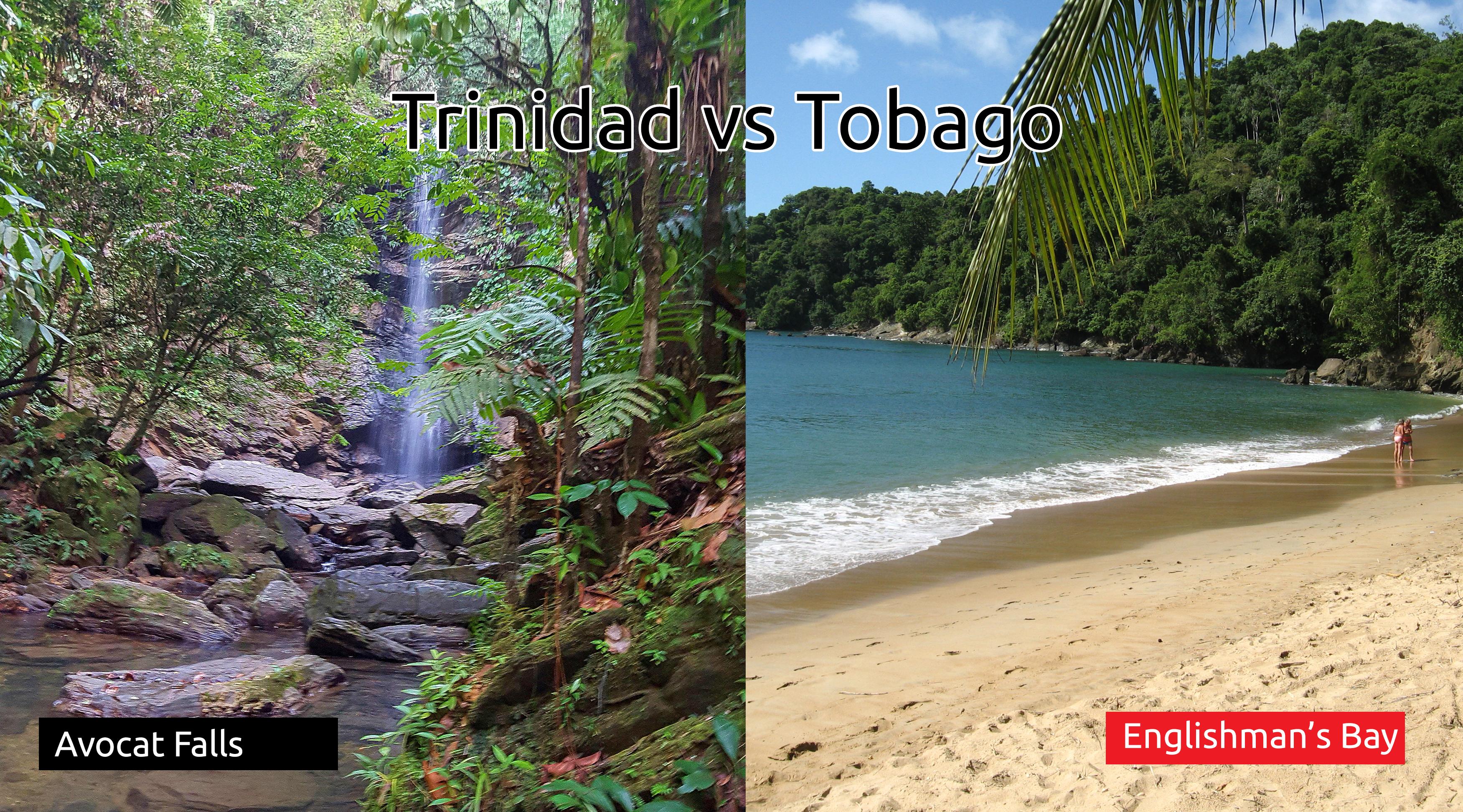 Trinidad VS Tobago? Pick an Island