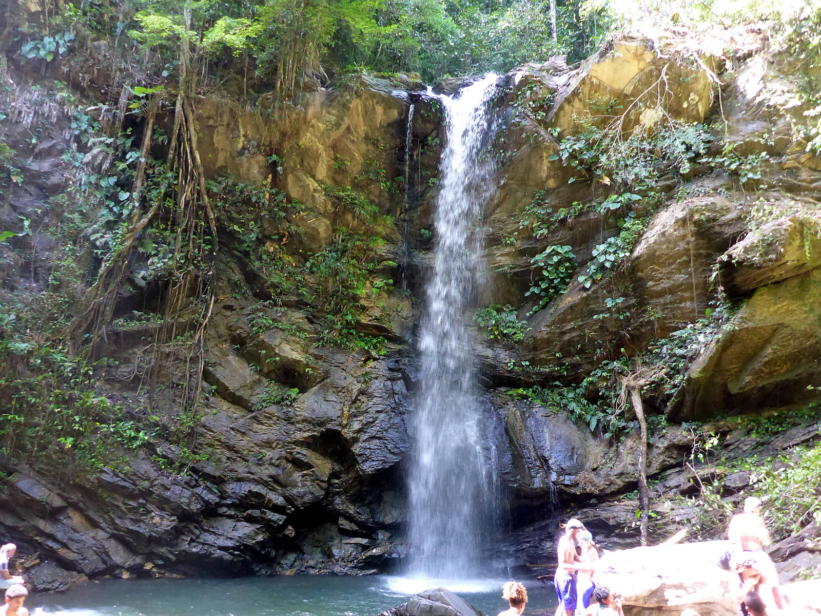 Emancipation Package Day 4 – 5th August – Waterfall Hike