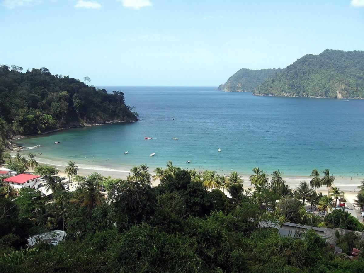 Best Beach Around Trinidad