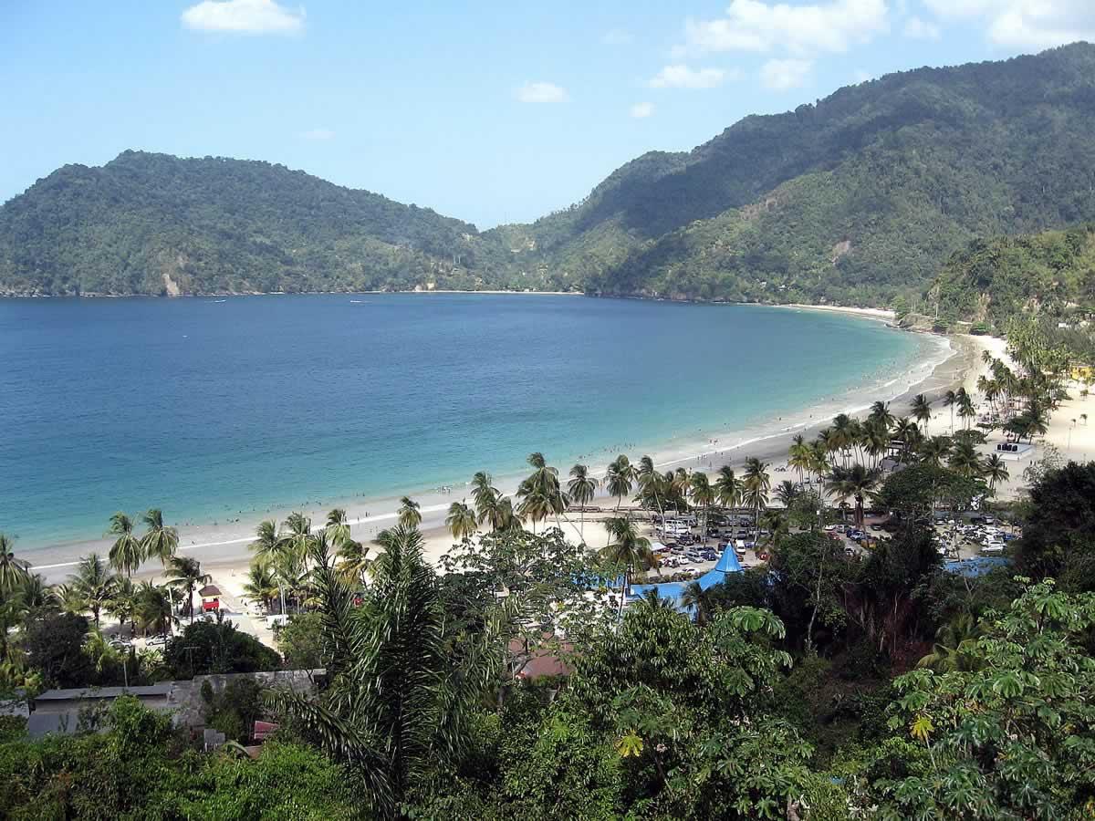 City Tour and Maracas Beach Break
