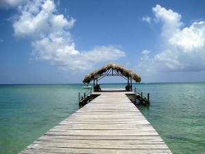 Pigeon Point Jetty, Tobago