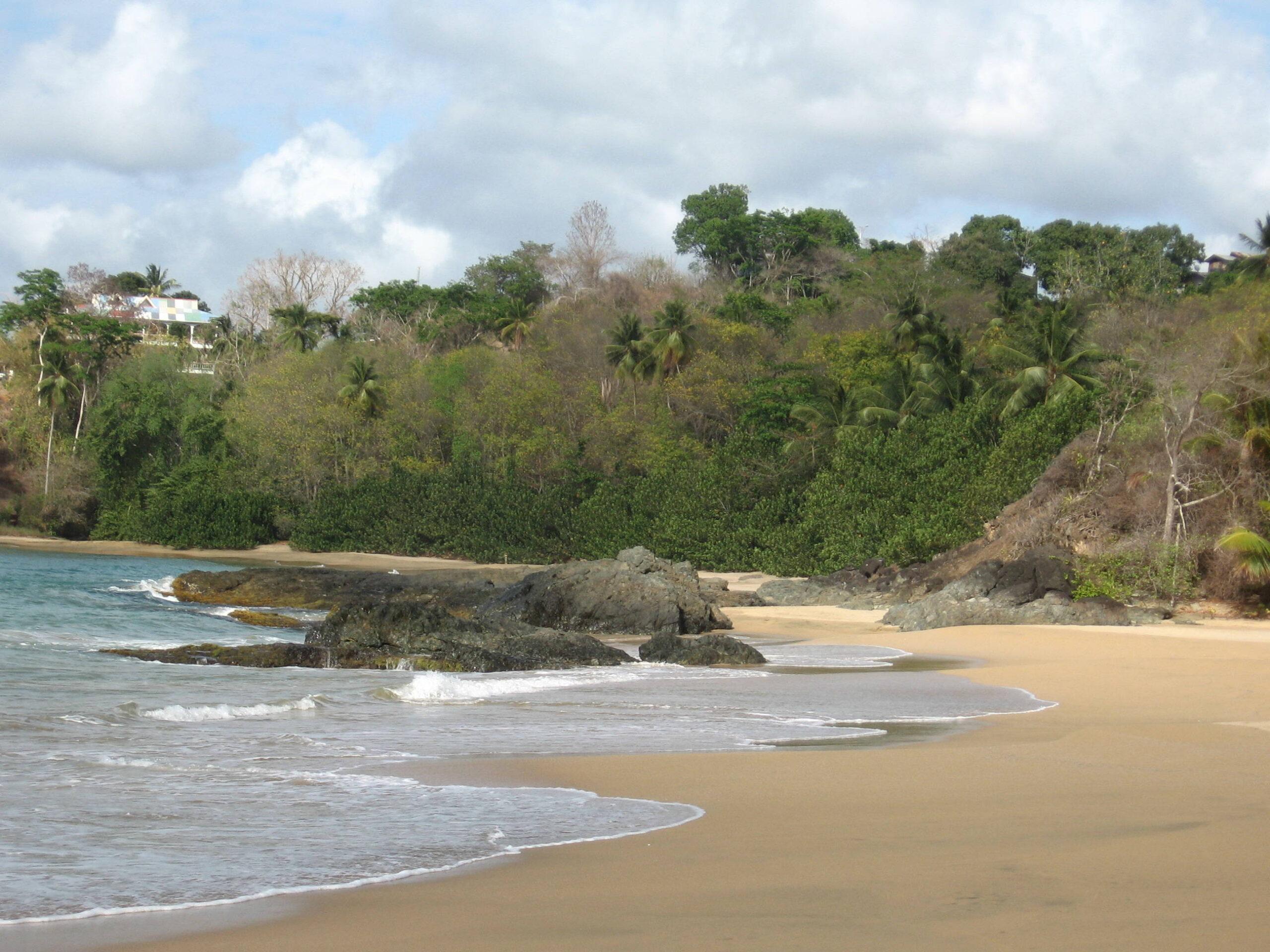 Back Bay, Tobago