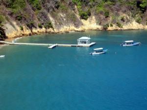Batteaux Bay, Speyside, Tobago