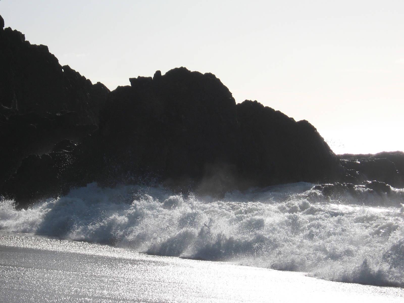 Black Rock Beach Destination Trinidad And Tobago Tours