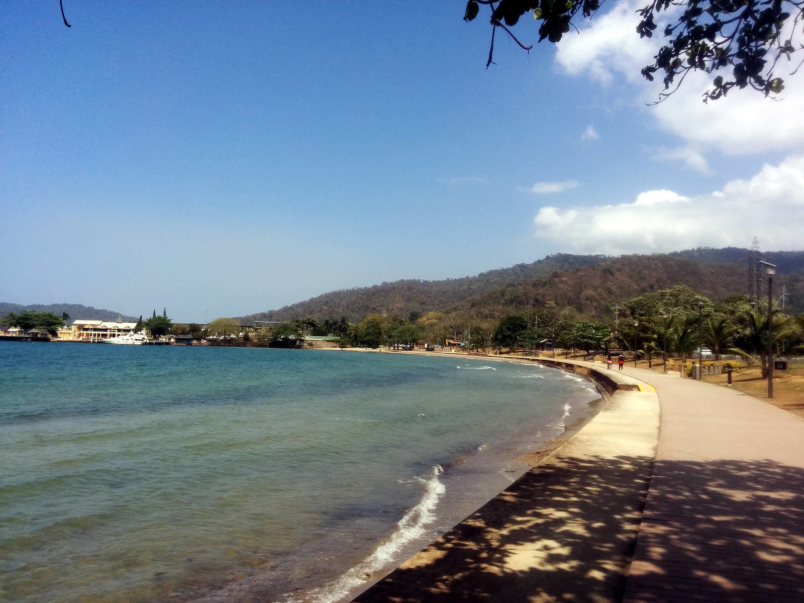 Chaguaramas BoardWalk and Williams' Bay