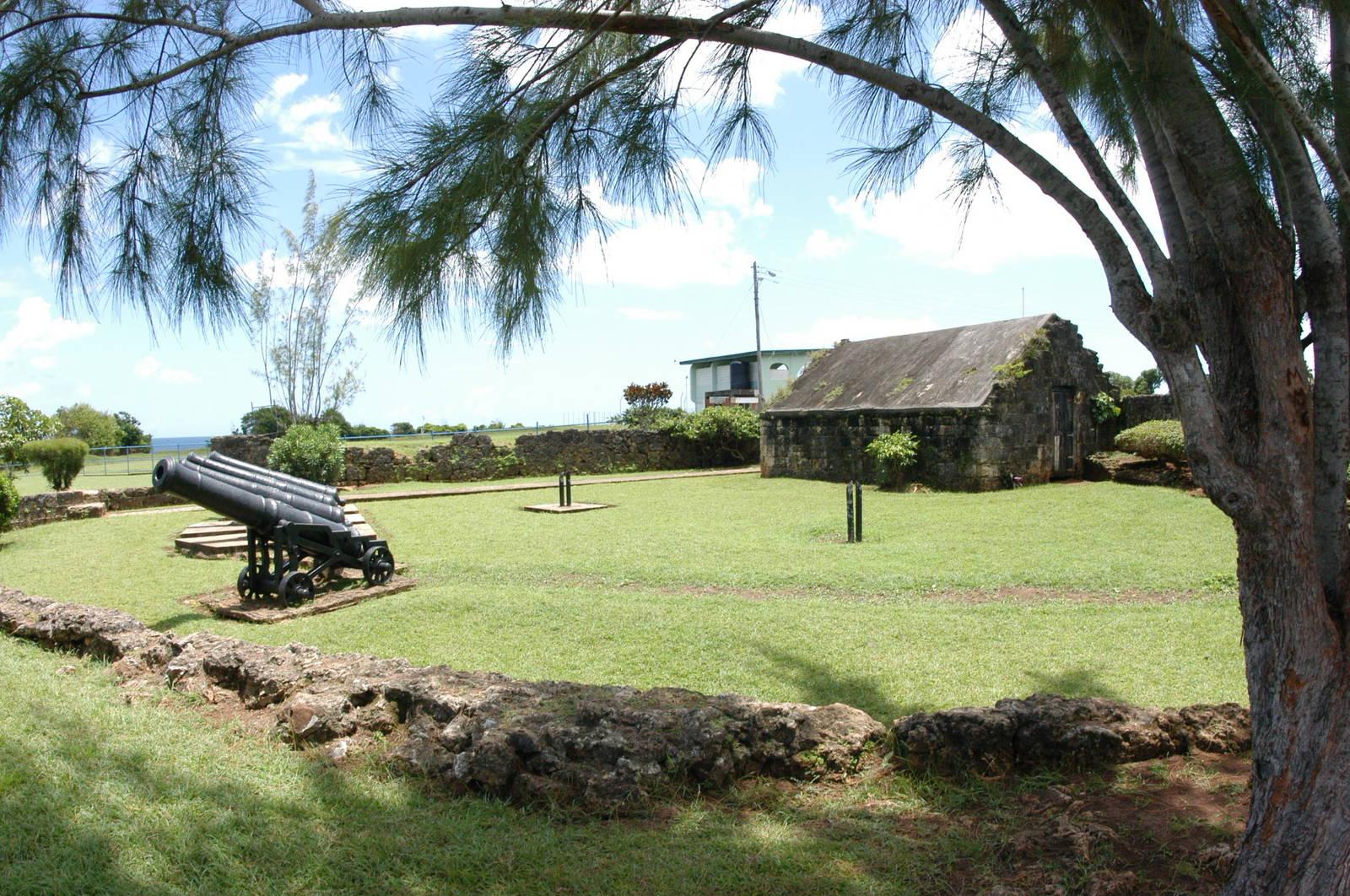 Fort James Destination Trinidad And Tobago Tours