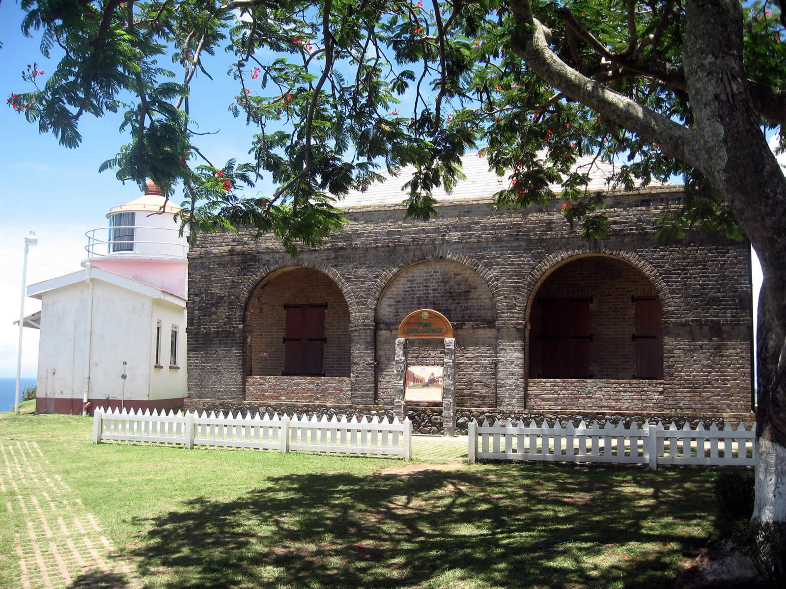 10 Best Historical sites in Trinidad and Tobago