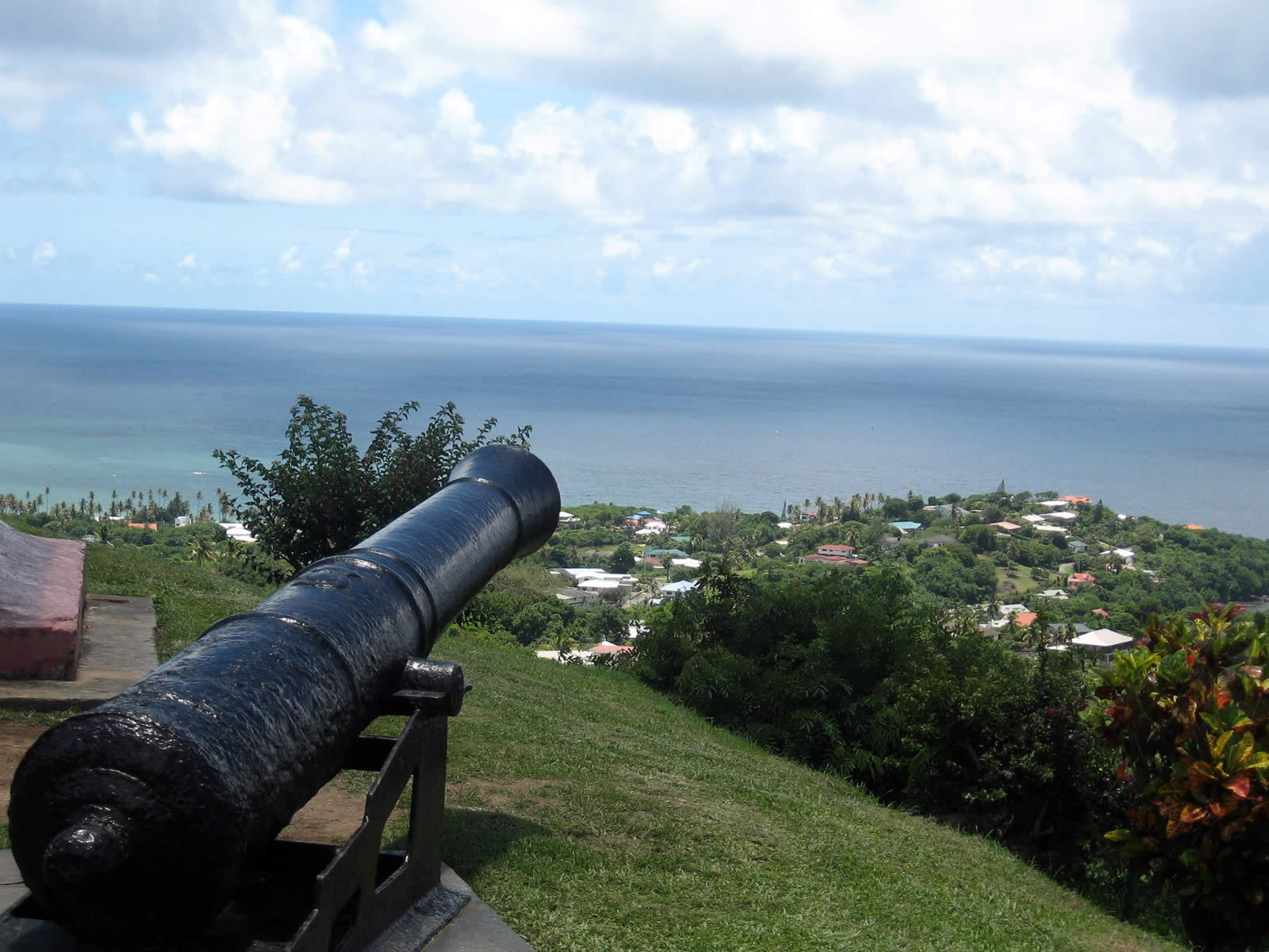 Fort King George Destination Trinidad And Tobago Tours