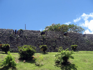 Fort King George, Tobago