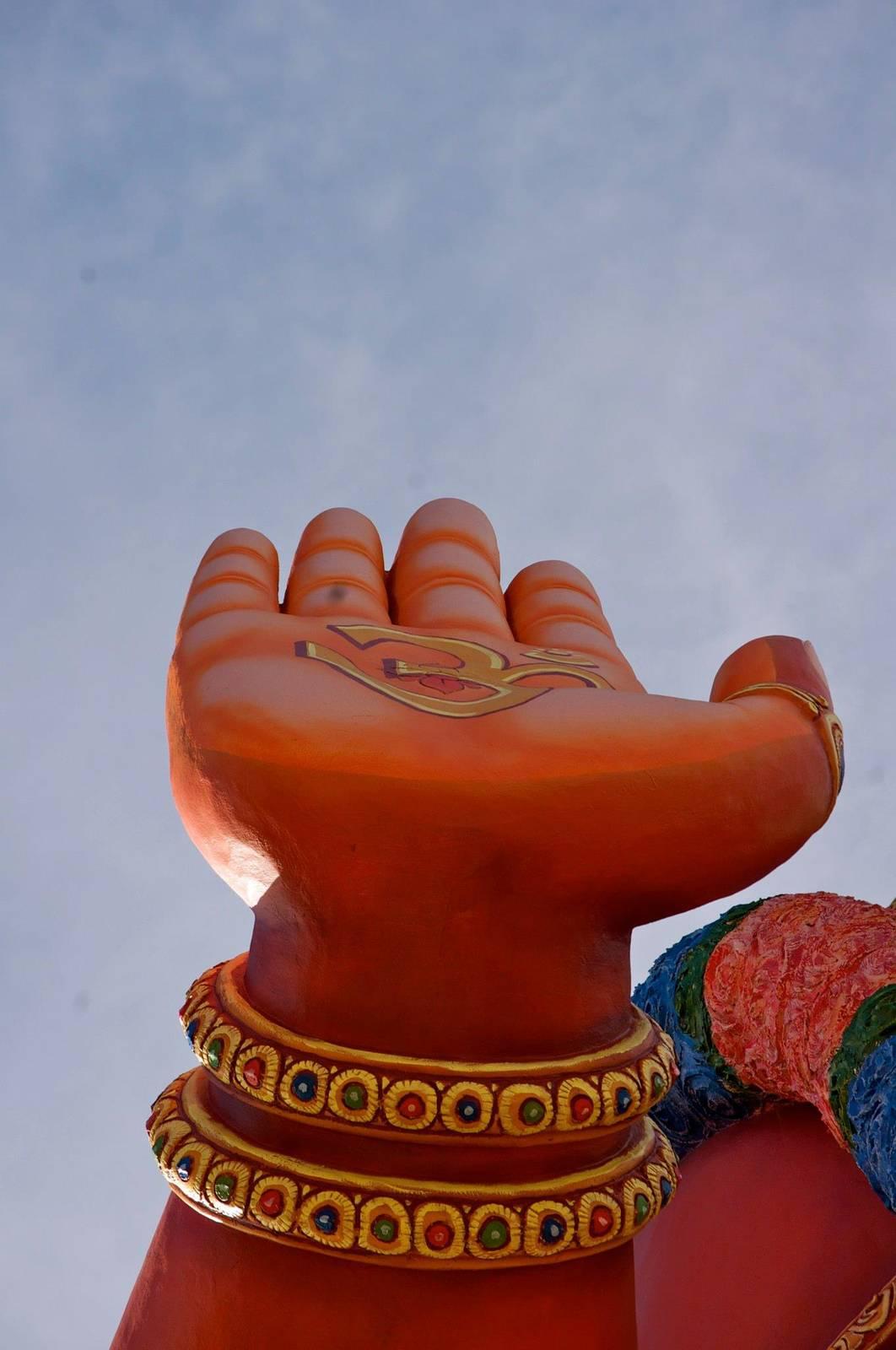 85ft Hanuman Murti Destination Trinidad And Tobago