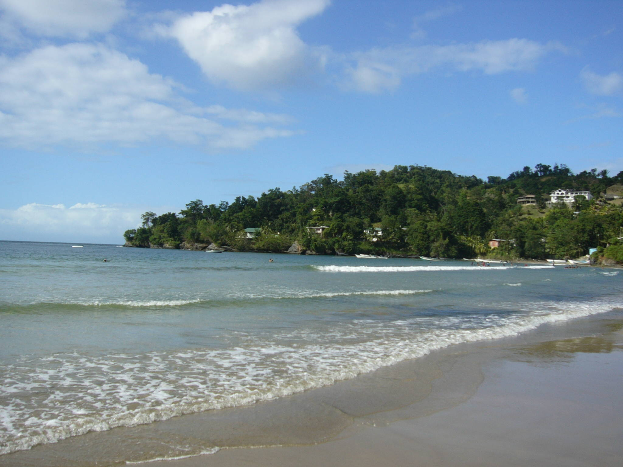 Las Cuevas Bay Destination Trinidad And Tobago Tours Holidays Vacations And Travel Guide