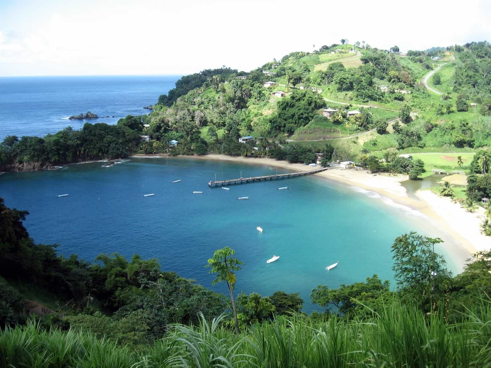 Image result for parlatuvier tobago