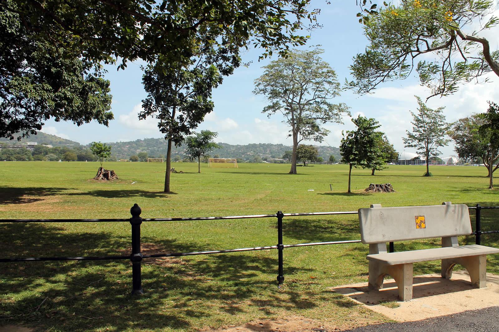 Queen's Park Savannah: Destination Trinidad and Tobago