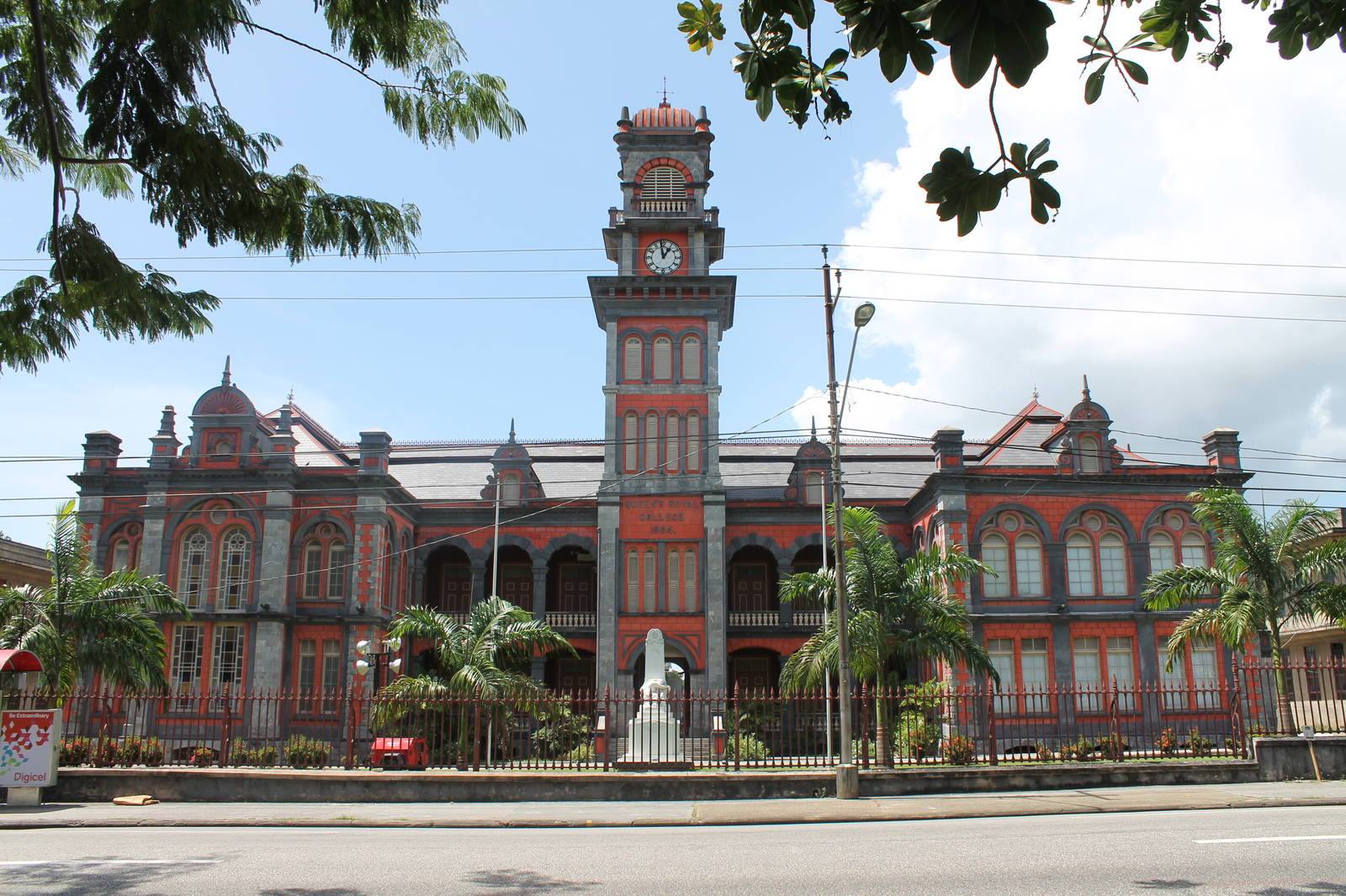 Port Of Spain City Tour And House Of Angostura