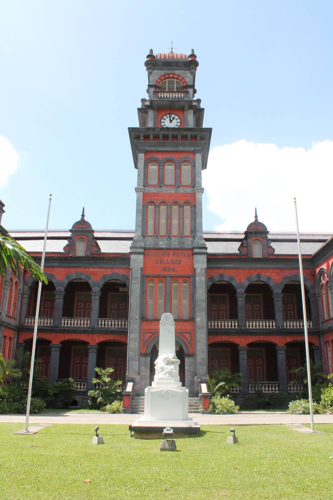 Queen S Royal College Destination Trinidad And Tobago