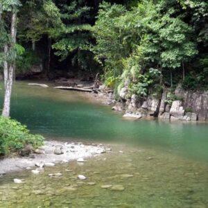 Shark River, Matelot, Trinidad