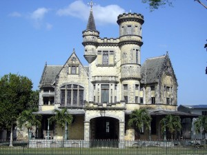 Stollmeyer's Castle, Port of Spain, Trinidad