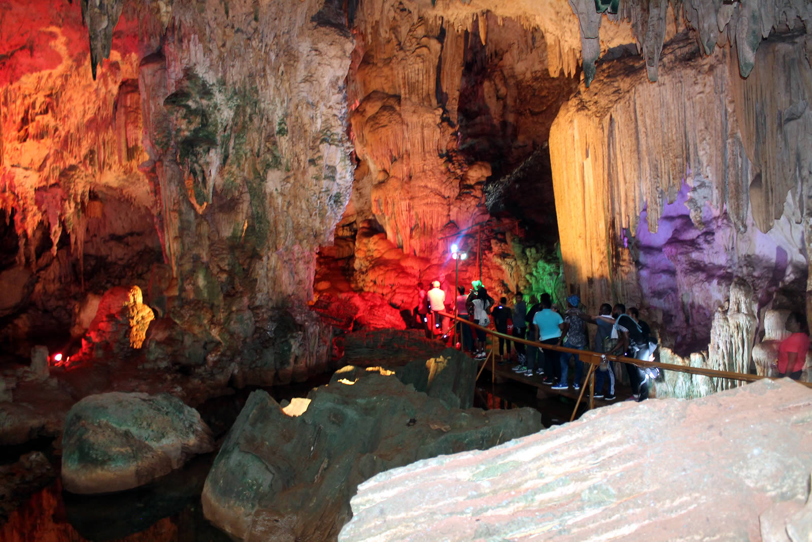 Why Gasparee Caves is the best destination in Trinidad to visit for fun filled family day