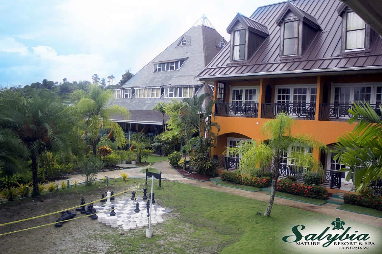 Salybia Nature Resort And Spa Destination Trinidad Tobago Tours Holidays Vacations Travel Guide
