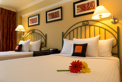 Hotel accommodation in Trinidad and Tobago