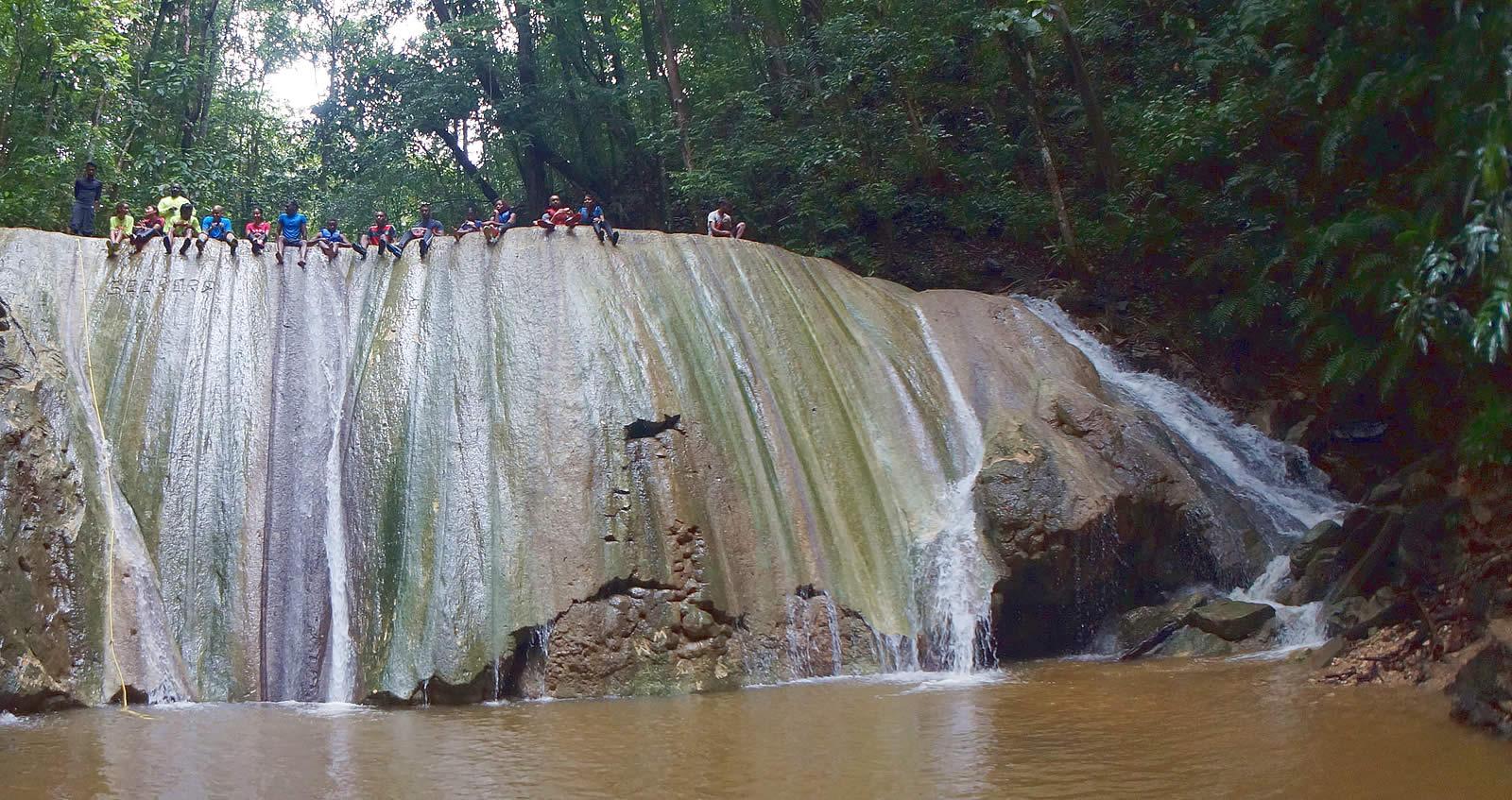 Turure Waterfalls Destination Trinidad And Tobago Tours